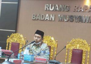 Ketua DPRD Takalar, Darwis Sijaya